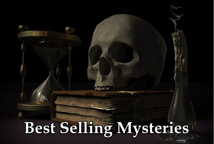 These are currently the best selling mysteries on Amazon
